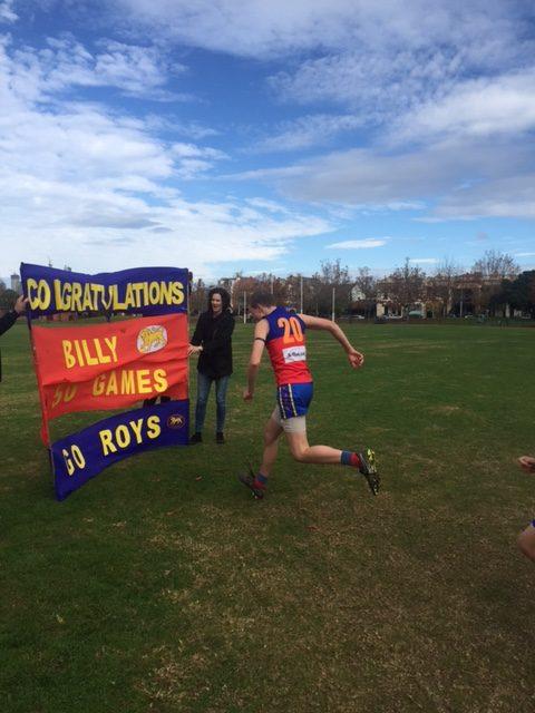 2017 U14-2 Billy 50 2