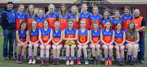 2014 Girls Youth Team