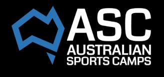 Sponsor Logo Australian Sports Camps Promo