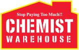 Sponsor Logo - Chemist Warehouse2